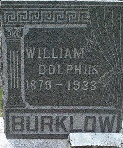 William Dolphus Burklow