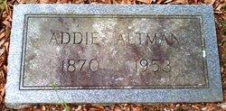 Addie Cornelia Altman
