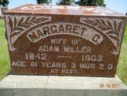 Margaret Caroline <I>Kirkpatrick</I> Miller