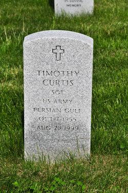 Timothy Curtis