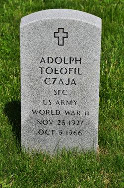 Adolph Toeofil Czaja