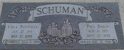 """Paul Dalco """"Jigs"""" Schuman"""