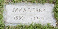 Emma E <I>Meyer</I> Frey