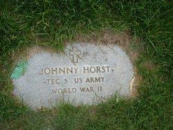 Johnny Horst