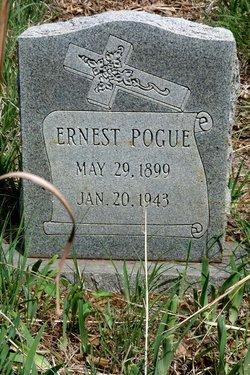 Ernest Pogue