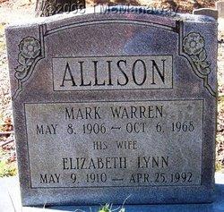 Mark Warren Allison