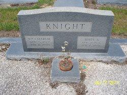 Mary <I>Kirkland</I> Knight