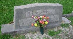 """Julia Elizabeth """"Lizzie"""" <I>Camp</I> Blackwell"""