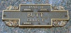 Jane <I>Herring</I> Butt