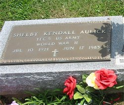 Shelby Kendall Aulick