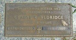 Gladys R. Aldridge