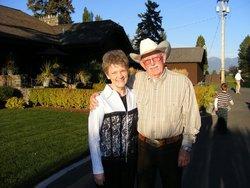 Maureen and Ed Weatherly