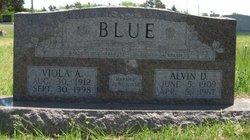 Viola Artemisha <I>Oller</I> Blue