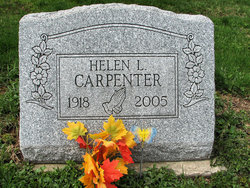 Helen Louise <I>Hibbard</I> Carpenter