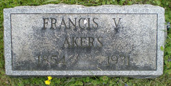 Frances Virginia <I>Galbraith</I> Akers