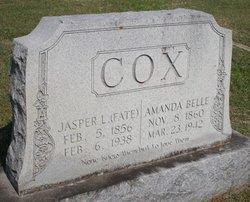 """Jasper Lafayette """"Fate"""" Cox"""