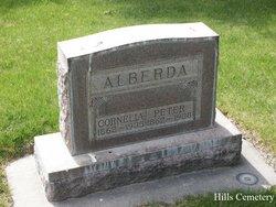 Cornelia <I>Klugkist</I> Alberda
