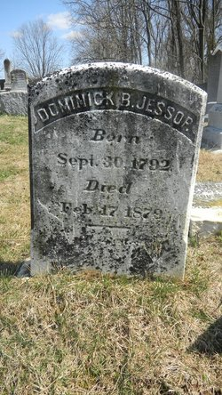 Dominick B Jessop