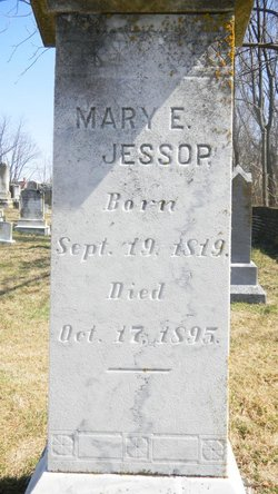 Mary E Jessop
