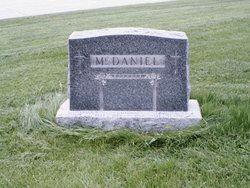 Mrs Catherine <I>Kenney</I> McDaniel