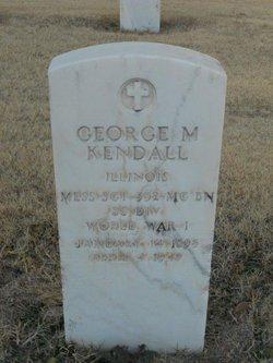George Michael Kendall