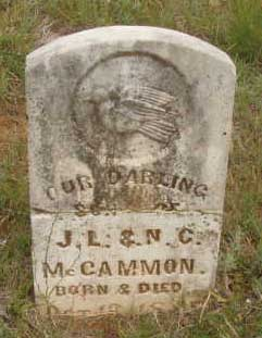 Infant Son McCammon