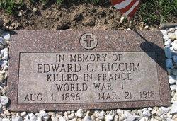 Edward Clinton Biccum