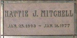 Hattie Josephine <I>Skelton</I> Mitchell