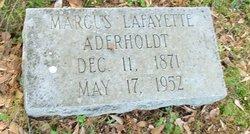 Marcus Lafayette Aderholdt
