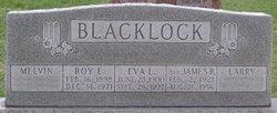 Eva L. <I>Bowman</I> Blacklock