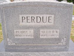 Arthur William Perdue