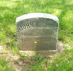 John Leitham Craig