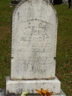 Louisa Minerva <I>Skelton</I> Albright