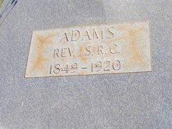 Rev Simial R C Adams
