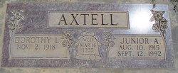 Dorothy Loretta <I>Flynn</I> Axtell