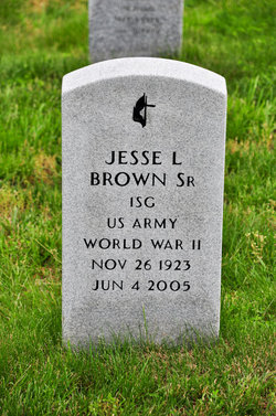 Sgt Jesse L. Brown, Sr