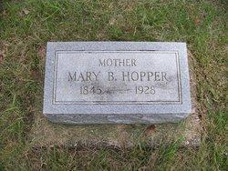 Mary A. <I>Barnard</I> Hopper