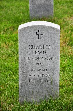 Charles Lewis Henderson