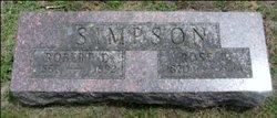 Robert D Simpson