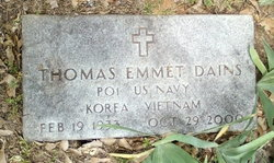 """Thomas E """"Tom"""" Dains"""