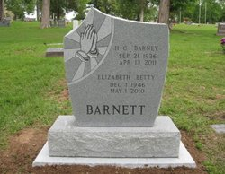 "Elizabeth ""Betty"" <I>Halstead</I> Barnett"