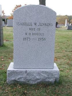 Isabelle Washburn Jenkins
