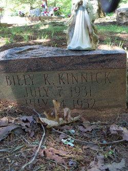 Billy K Kinnick