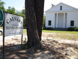 Calvary Baptist Cemetery