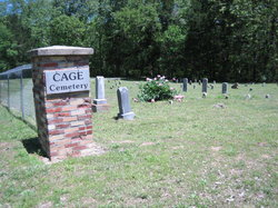 Cage Cemetery