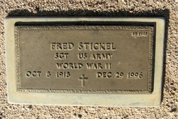 Fred Stickel