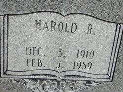 Harold R Rosenlof