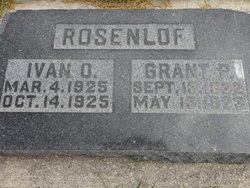 Grant Paul Rosenlof