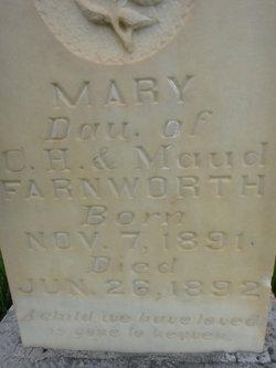 Mary Farnworth