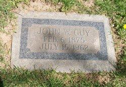 John W Guy